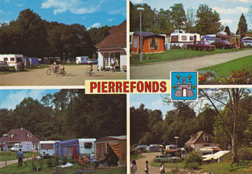 Camping de Pierrefonds