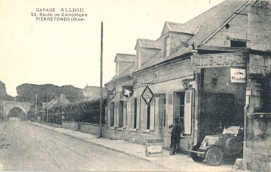 Garage Alliou Pierrefonds