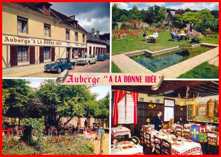 Saint Jean aux Bois un village dans la foret # A La Bonne Idée Saint Jean Aux Bois
