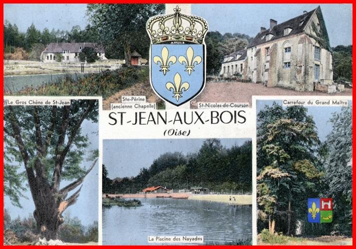 SaintJeanauxBois  un ecrin dans la foret ~ Restaurant Saint Jean Aux Bois