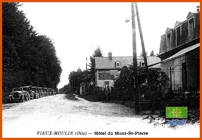 Vieux moulin la rue des etangs la gare la chasse a for Garage renault saint pierre du perray